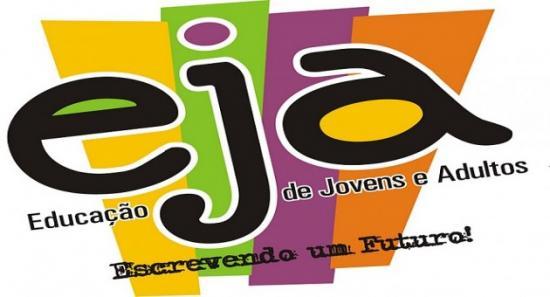 Logotipo do serviço: Educação de Jovens e Adulto - EJA